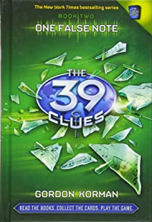 One False Note (The 39 Clues, Book 2)