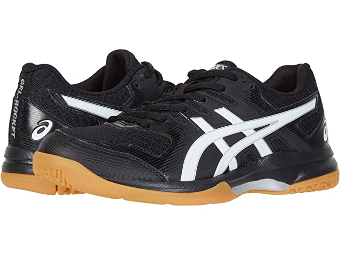Speed Red//White 9 M US ASICS Gel-Rocket 9 Mens Volleyball Shoes