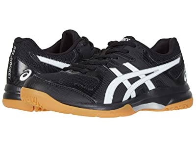 ASICS GEL-Rocket(r) 9 (Black/White) Women