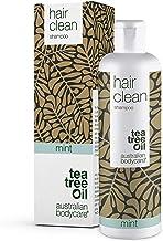 Australian Bodycare Hair Clean 250 ml | Tea Tree Oil + Mint | Schampo för daglig vård, effektiv vid mjäll, torr hårbotten ...