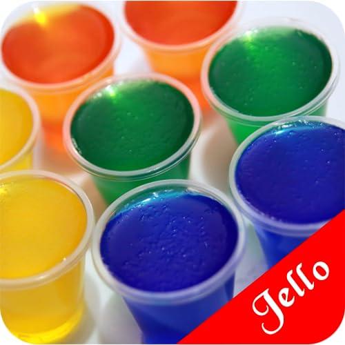 100 + Jello Shot Recipes