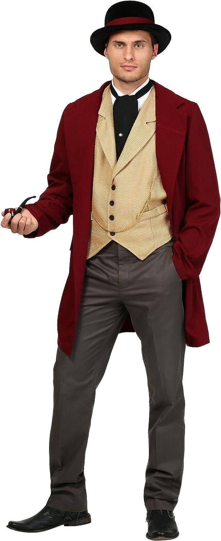 el mas reciente Adult Riverboat Gambler Fancy dress costume Medium Medium Medium  el mas de moda