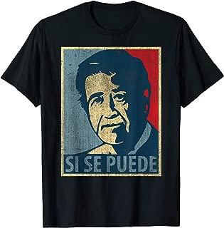 Best cesar chavez shirt Reviews