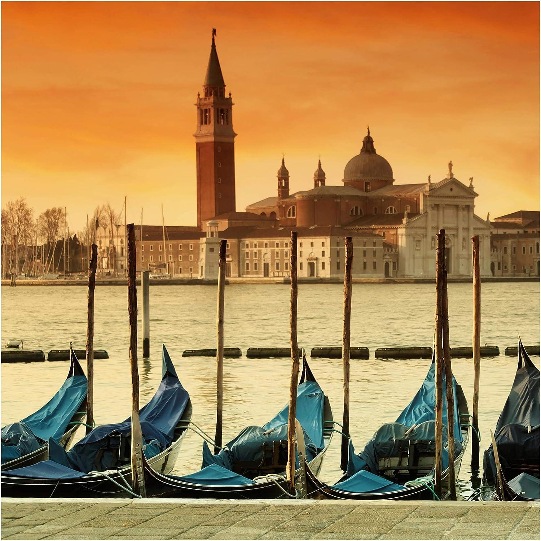 Self-Adhesive Wallpaper - Gondolas Max 52% OFF in Square Max 83% OFF Venice Format 288