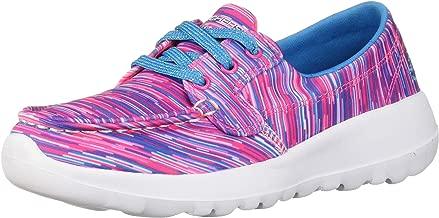 Skechers Kids' Go Walk Joy-Preppy Steps Sneaker