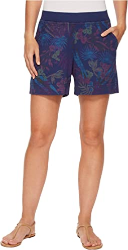 Bright Botanical Key Largo Shorts