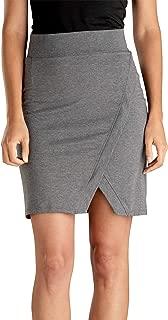 Women's Moxie 230 Skirt, Charcoal Heather, L
