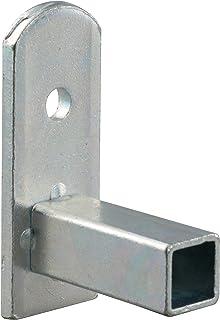 GAH-Alberts 554224 - Set de fijación para rejas (galvanizado, 4 unidades)