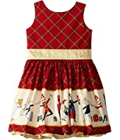 fiveloaves twofish - Nutcracker Party Dress (Toddler/Little Kids/Big Kids)