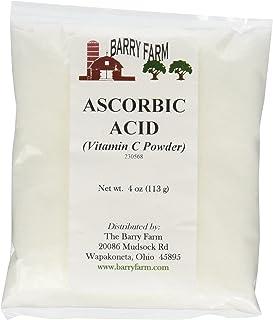 Ascorbic Acid, 4 oz.