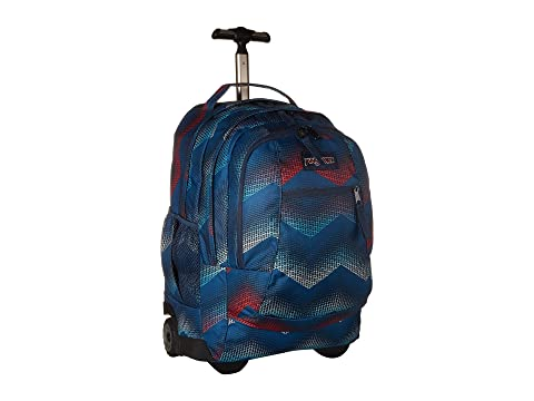 JanSport 8 Matrix Navy Driver Chevron HW48UH7R