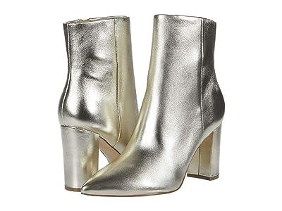 Marc Fisher LTD Ulani (Gold Leather) Women