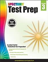 Carson-Dellosa Spectrum Test Prep Workbook, Grade 3