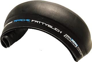 Vee Tire 20x4.0 Apache FattySlick Silica Tubeless Ready Folding Slick Bike Tire