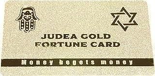 ユダヤゴールドフォーチュンカード[公式正規販売品] 金運グッズ 開運グッズ 金運アップ 開運 金運 財運