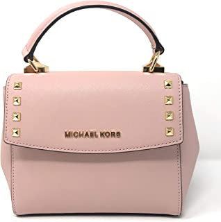 a123e9d3296d Michael Kors Karla Mini Convertible Saffiano Leather Crossbody Handbag