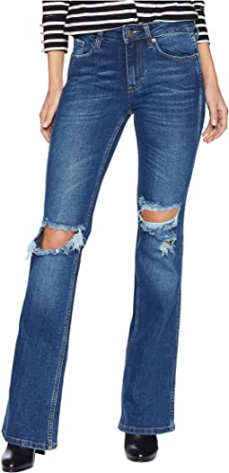 Jeans Authentic Flare