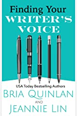 Finding Your Writer's Voice: Make Your Writing Unique & Unforgettable Kindle Edition