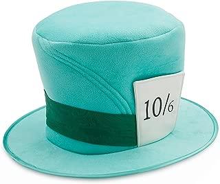 Disney Mad Hatter Costume Hat for Adults - Alice in Wonderland Multi