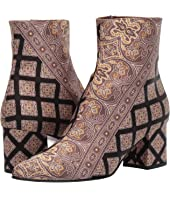Etro - Printed Ankle Boot