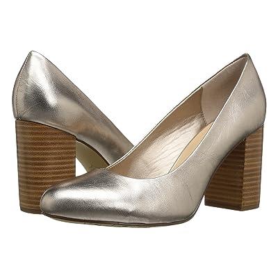 Bella-Vita Nara (Champagne Leather) High Heels