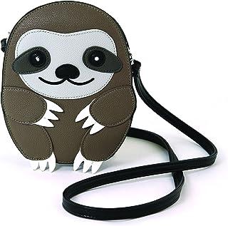 Sleepyville Critters Baby Sloth Shoulder Crossbody Bag