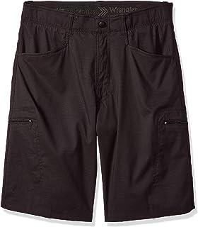 Authentics Men's Performance Comfort Flex Waist Cargo Short