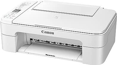 Impresora Multifuncional Canon PIXMA TS3151 Blanca Wifi de inyección de tinta