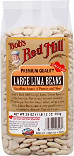 Bob's Red Mill Large Lima Beans, 28-ounce