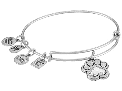 Alex and Ani Prints of Love (Rafaelian Silver) Bracelet
