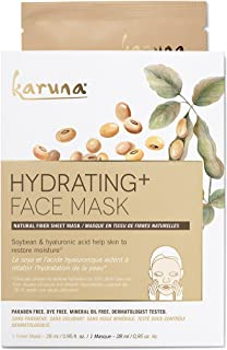 Karuna Hydrating + Face Mask, 1 CT