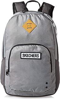 Skechers Backpack for Unisex, Grey, S213-38