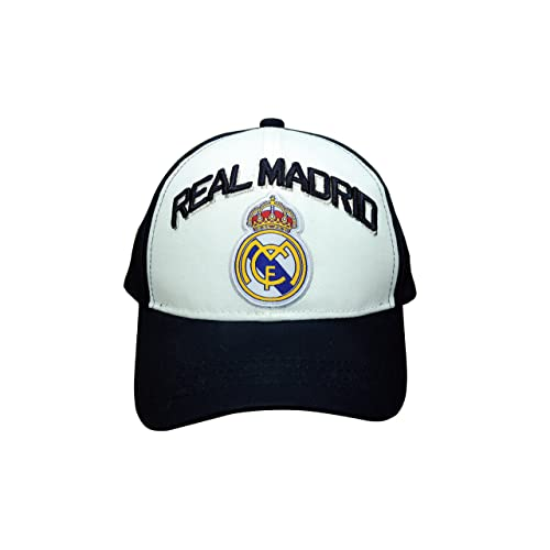Real Madrid C.F. Authentic Official Licensed Soccer Cap