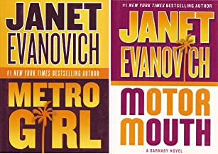 Barnaby and Hooker, Books 1-2: Metro Girl and Motor Mouth