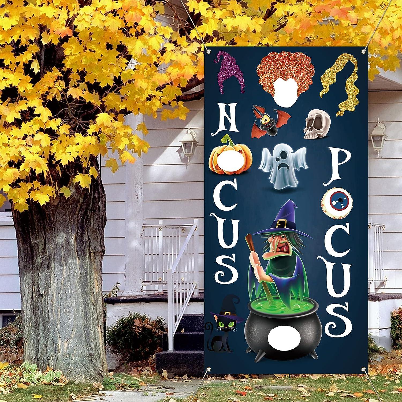 Jiudungs Halloween Bean Bag Max 59% OFF Toss Hocus Games Very popular Pocus Dec