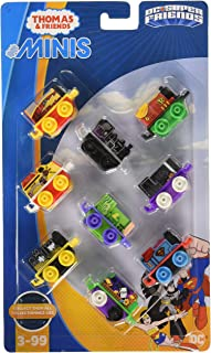 Fisher-Price Thomas & Friends MINIS DC Super Friends Pack #1