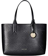 Emporio Armani - Perforated Tote