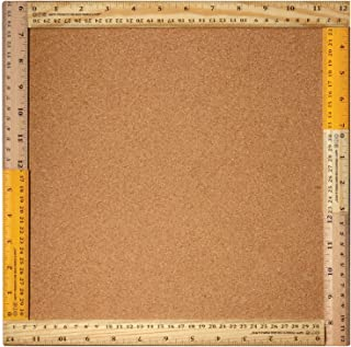 Sugarbooger Ruler Frame Cork Bulletin Board
