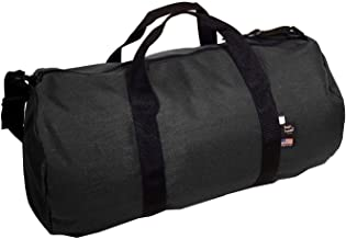 product image for Tough Traveler USA-Made Round Duffel (Extra-Large) (Jet)