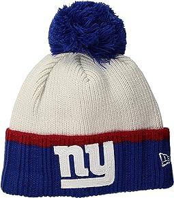 New Era - Prime Team Pom New York Giants