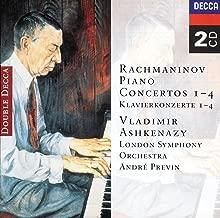 rachmaninoff piano concerto no 1