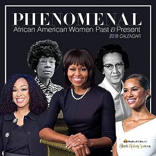 Best black history calendar 2018 Reviews