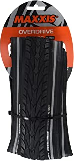 Maxxis Overdrive Tire Max Overdrive 27.5x1.65 Bk Belted Fold/60 Sc/ms/k2/ref