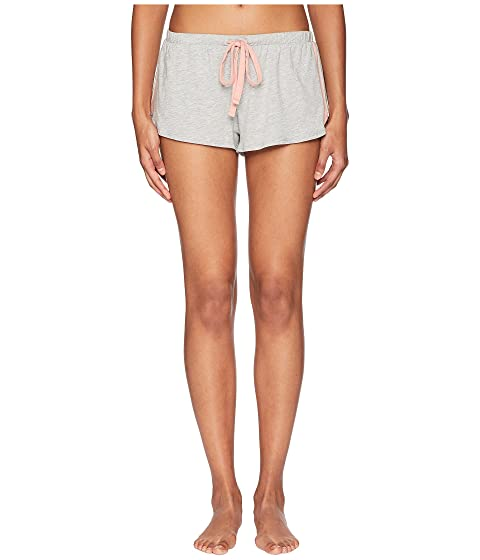 Buy Cheap Low Cost Outlet Looking For Cosabella Amore Short Sleeve Top Boxer PJ Set Heather Grey/Mauvelous Visit New vjlLC4