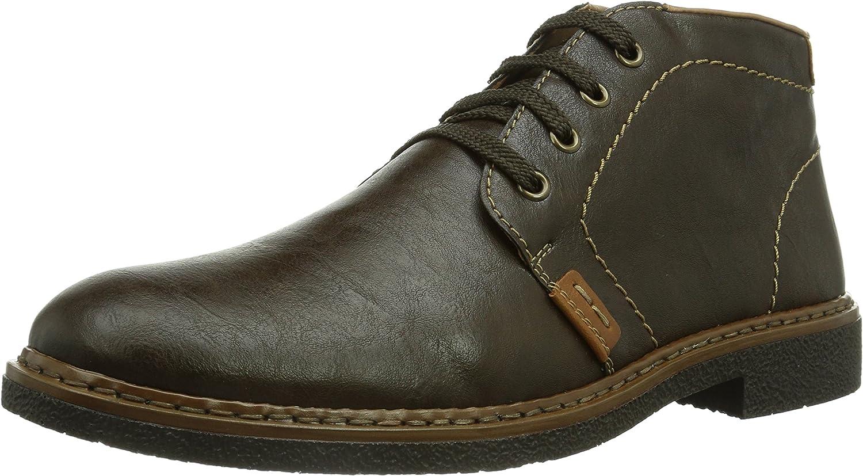Rieker 31210-28, Men's Desert Boots