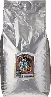 Ravens Brew Whole Bean Deadman's Reach, Dark Roast 5-Pound Bag
