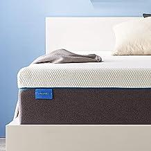Full Size Mattress, JINGWEI 11 Inches Gel Memory Foam Mattress Bed in a Box, Certified Foam, Pressure Relief Supportive, M...