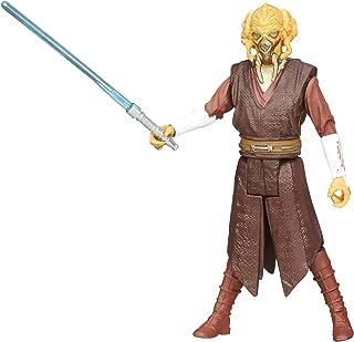 Star Wars Saga Legends Plo Koon Figure