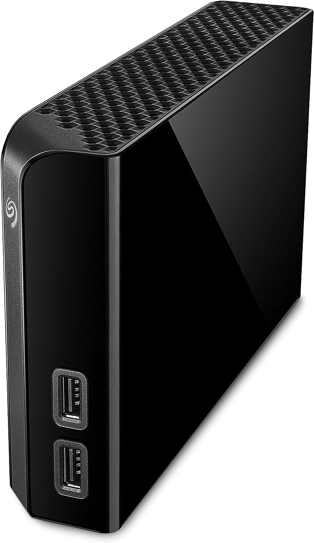 Seagate Backup Plus Hub STEL10000400 10 TB Desktop Hard Drive - External