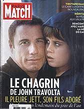 Paris Match magazine January 8 2009 John Travolta